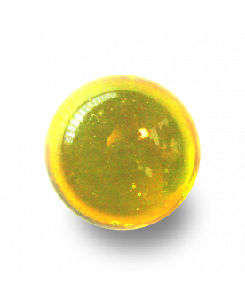 1 Marble Jaune-Loupe 16 mm Glass Marbles
