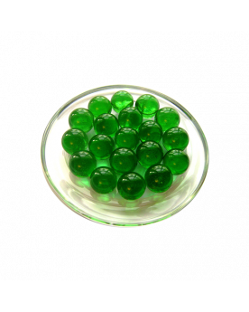 1 Marble Vert-Loupe 16 mm Glass Marbles