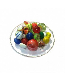 1 Pack Starter Glass Marbles