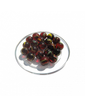 1 Marble Ptérodactyle 16 mm Glass Marbles