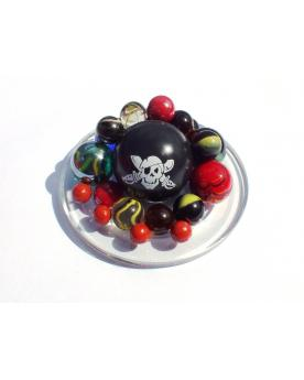 1 Pack Pirate Glass Marbles