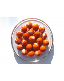 1 Marble Junon 16 mm Glass Marbles