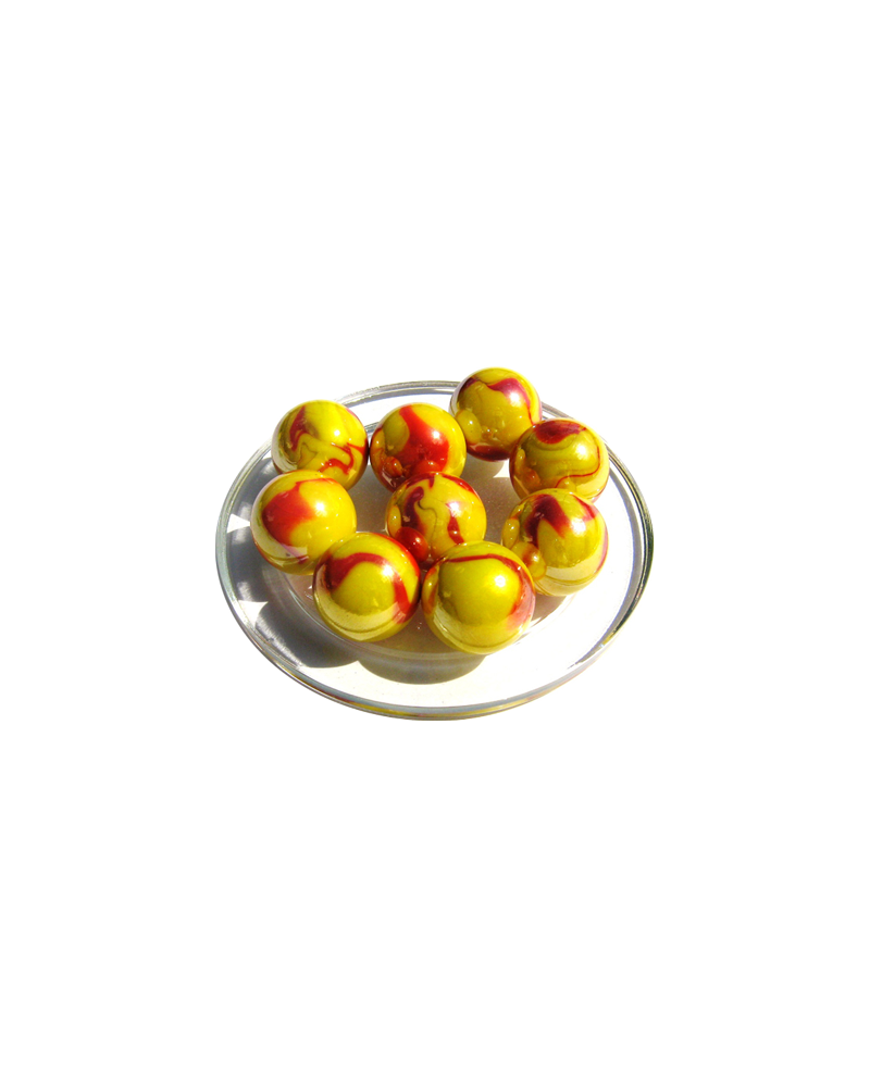 1 Shooter Marble Dragon 25 mm Glass Marbles