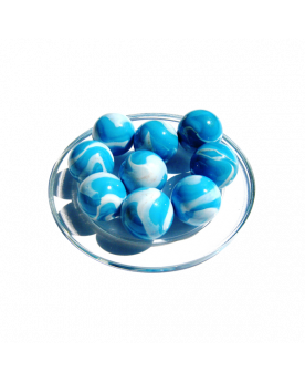 1 Shooter Marble Marseille 25 mm Glass Marbles