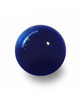 1 Shooter Marble Bleu-Nuit-Loupe 25 mm Glass Marbles