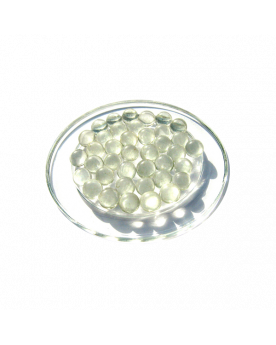 1 Little Marble Cristal-Loupe 10 mm Glass Marbles