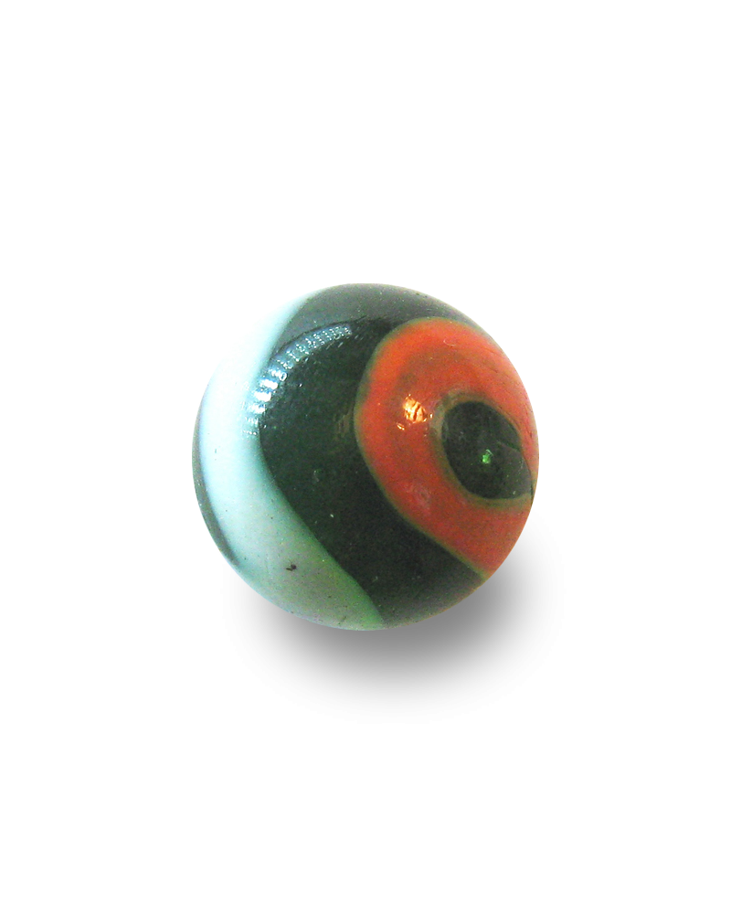 1 King Marble Croco 43 mm Glass Marbles