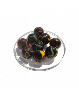 1 Shooter Marble Ptérodactyle 25 mm Glass Marbles