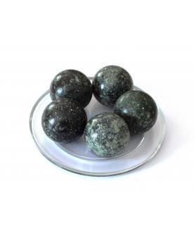 1 Large Marble Univers 35 mm Glass Marbles