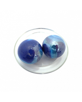 1 King Marble B. Chine43 mm Glass Marbles