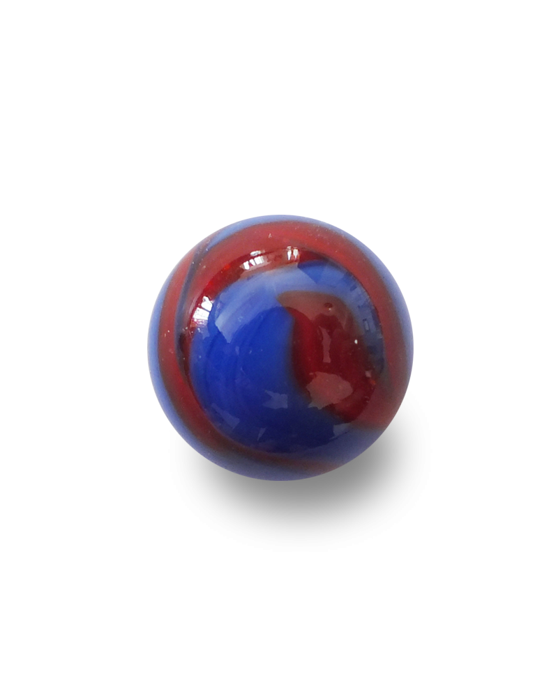 1 Shooter Marble Dino 25 mm Glass Marbles