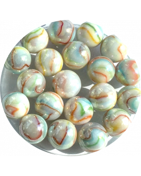 1 Marble Précieuse 16 mm Glass Marbles