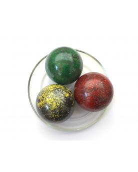 1 Giant Marble Univers 50 mm Glass Marbles