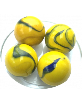 1 King Marble Gauguin 43 mm Glass Marbles