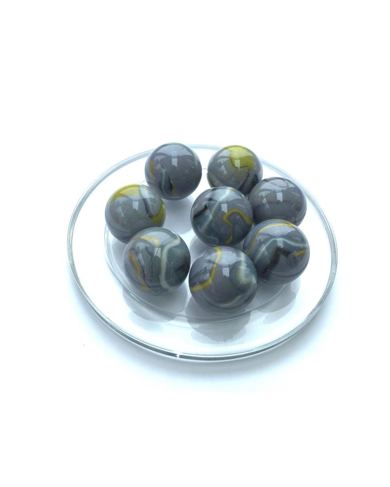 1 Shooter Marble Jurassique 25 mm Glass Marbles