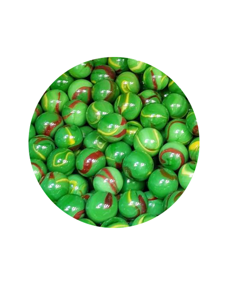 1 Little Marble Jungle 14 mm Glass Marbles