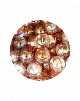 1 Little Marble Limonade 14 mm Glass Marbles