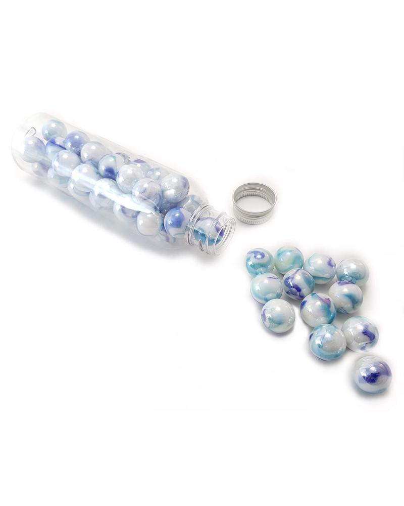 1 Marble Tigre-Intense 16 mm Glass Marbles