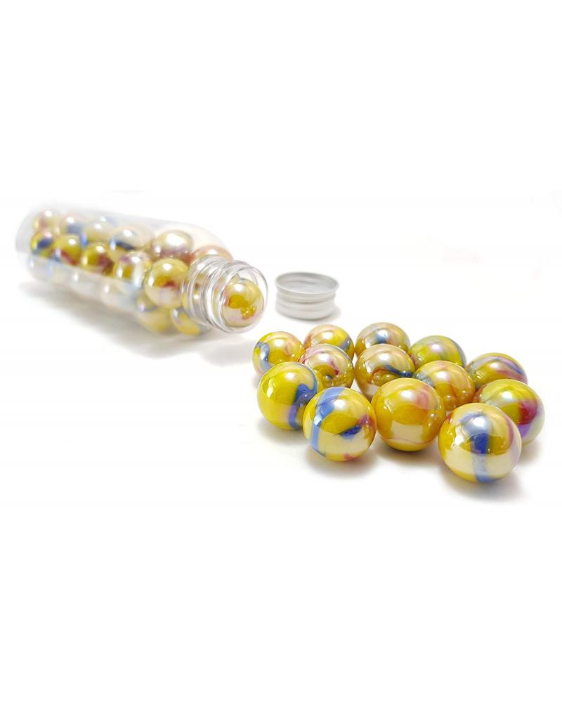 1 Marble Canari 16 mm Glass Marbles