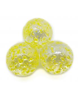 1 Shooter Marble Pépite-Jaune 25 mm Glass Marbles