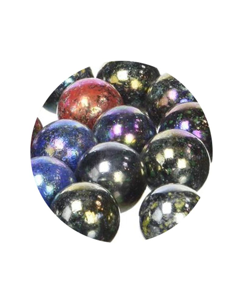 1 big Marble Univers  20 mm Glass Marbles