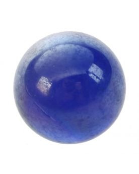 1 Giant Marble Golem Bleu 100 mm Glass Marbles