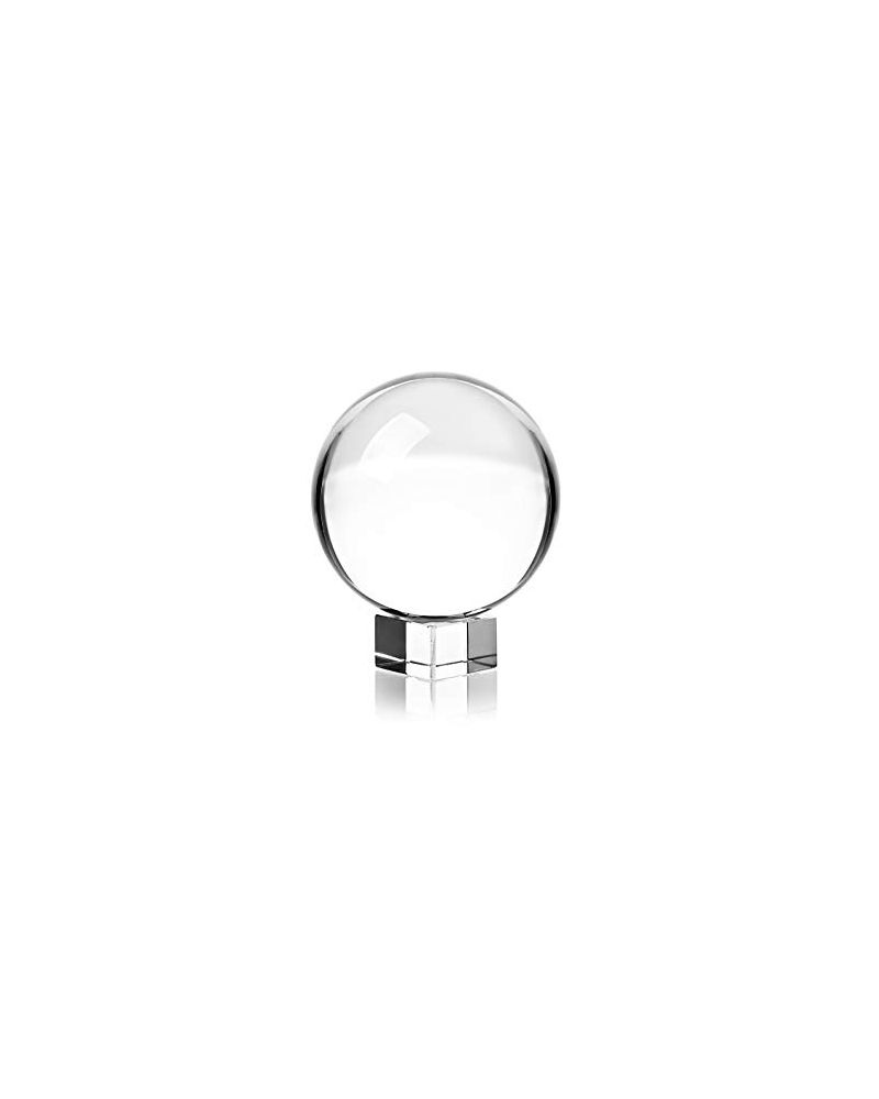 1 Giant Marble Mégalodon Cristal 60 mm Glass Marbles