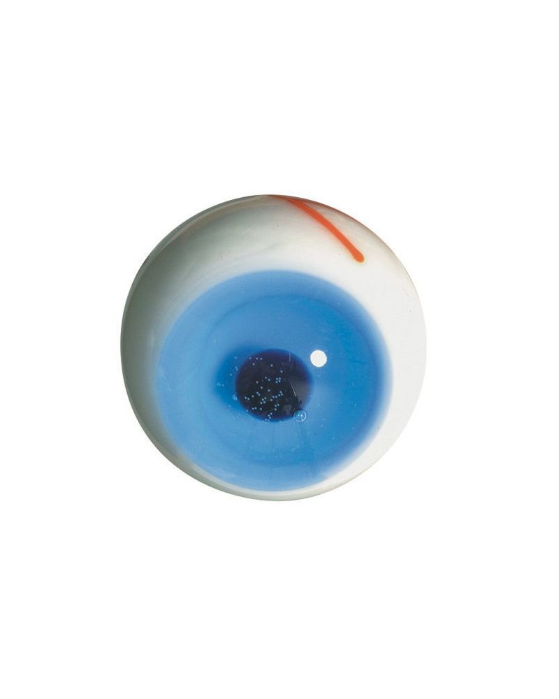MyGlassMarbles - 2 Marbles Watching-You - Glass Marble 20 mm by My GlassMarble
