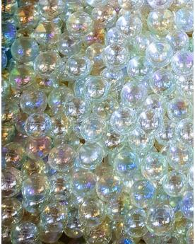 MyGlassMarbles - 30 Marbles Crystal Magnifier 14 mm GlassMarble by My GlassMarble
