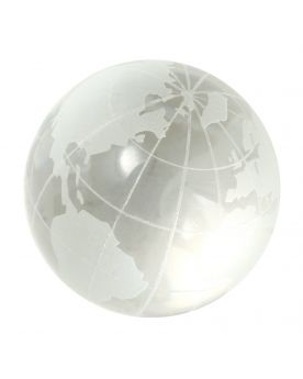 1 Marble WorldMap Cristal 60 mm Glass Marbles
