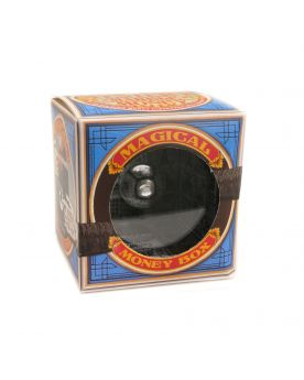1 Magic Money Box Black - Deco Marble