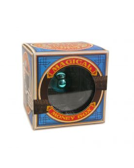 1 Magic Money Box Blue - Deco Marble