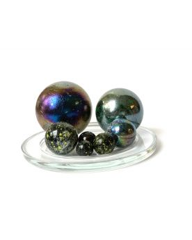 1 Family Glass Marbles Grand Univers - MyGlassMarbles