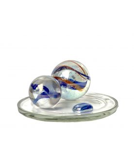 1 Family Glass Marbles Scorpion - MyGlassMarbles