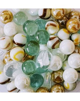 55 Chandelier Glass Marbles - SOLIDAIRE