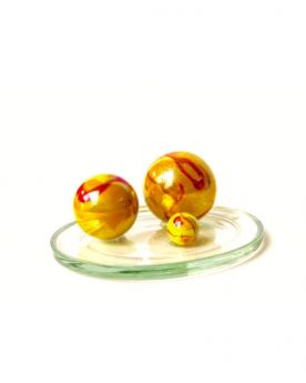1 Family Glass Marbles Dragon - MyGlassMarbles