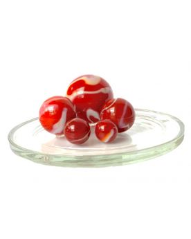 1 Family Glass Marbles Bloody - MyGlassMarbles