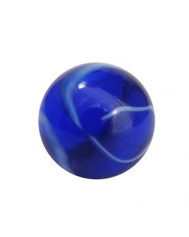 1 Giant Marble Spot 50 mm Glass Marbles - MyMarbles