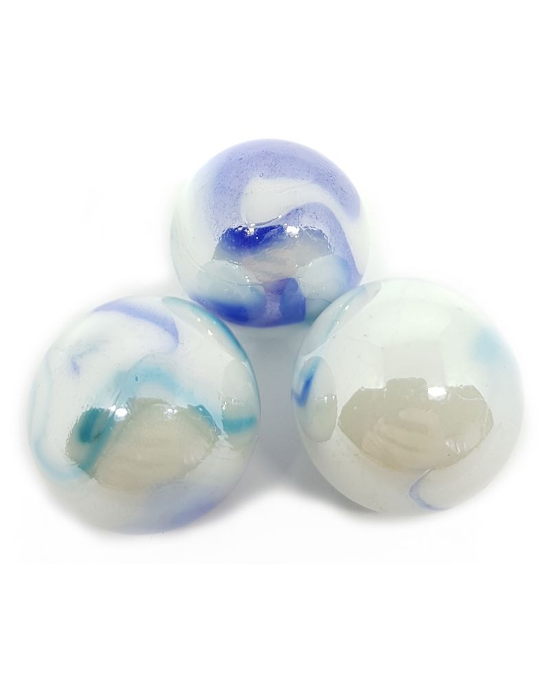 1 Shooter Marble Tigre-Intense 25 mm Glass Marbles
