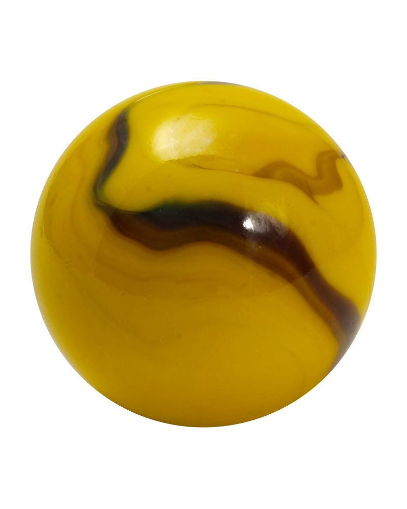 1 King Marble Bee 43 mm Glass Marbles