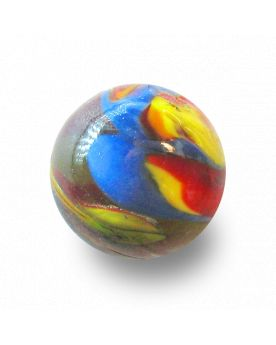 1 Shooter Marble Abysse 25 mm Glass Marbles