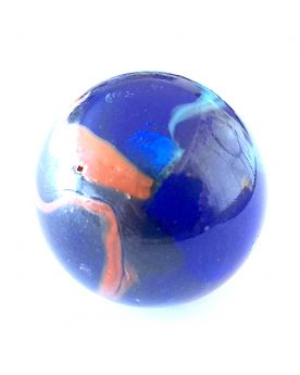 1 Giant Marble Michel-Ange 50 mm Glass Marbles