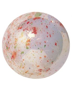 1 King Marble Red Wolfgang 43 mm Glass Marbles