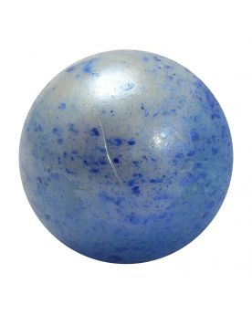 1 King Marble Blue Wolfgang 43 mm Glass Marbles