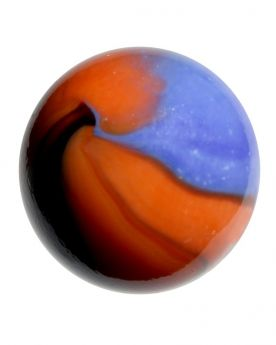 1 King Marble Lautrec 43 mm Glass Marbles