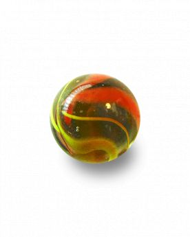 1 Whale Condor Glass Marble...