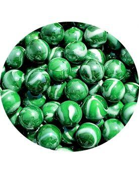 1 Marble Verazade 16 mm Glass Marbles
