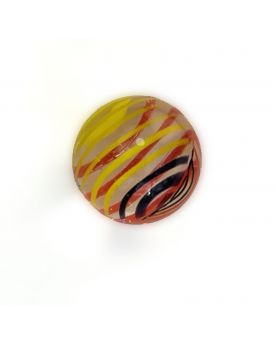 1 Art Marble Calypso Glass Marble 16 mm
