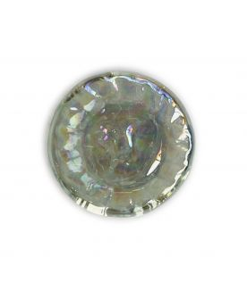 1 Crystal Sun Shaped Glass Marble 35 mm