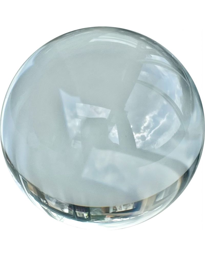 1 Mammoth Crystal Glass Marble 50 mm HQ